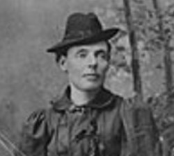 "Cornelia ""Fly Rod"" Crosby, Maine's first licensed guide, used her syndicated column to promote wildlife conservation measures such as catch-and-release fishing and bag limits on deer, salmon and trout."