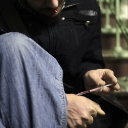 Substance addiction takes root in people under age 18 at a much higher rate than those over 21.