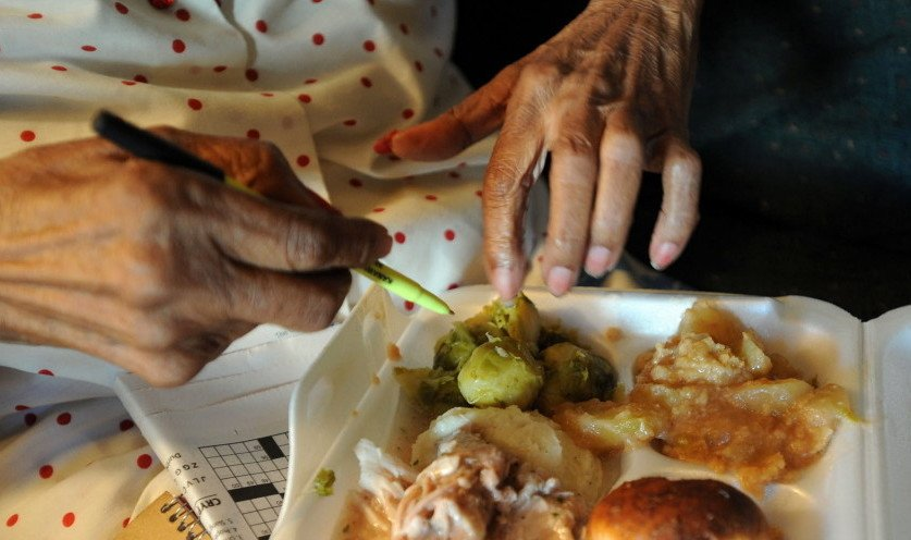 our view cuts to senior meals deal maine 39 s food security