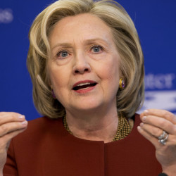 "Former Secretary of State Hillary Rodham Clinton apparently decided to delete many of her emails after being asked to ""return her public record"" to the State Department."