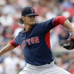 Clay Buchholz will start the Red Sox opener on April 6 in Philadelphia.