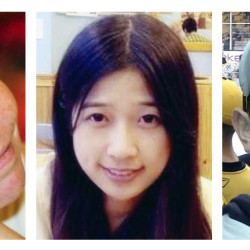 From left, Krystle Campbell, 29; Lu Lingzi, a Boston University graduate student from China; and Martin Richard, 8, were killed in the bombings near the finish line of the Boston Marathon on April 15, 2013.   The Associated Press