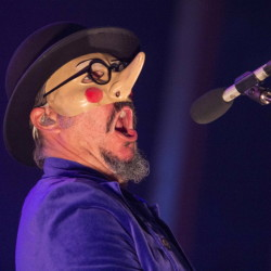 Les Claypool performs with Primus, which will be among the outdoor concerts in Portland this summer.