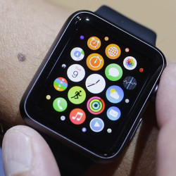 Expectations are high for The Apple Watch. But will it be as game-changing as the company's revolutionary iPhones and iPads? Apple CEO Tim Cook will make his case for the watch at a press event on Monday. The Associated Press