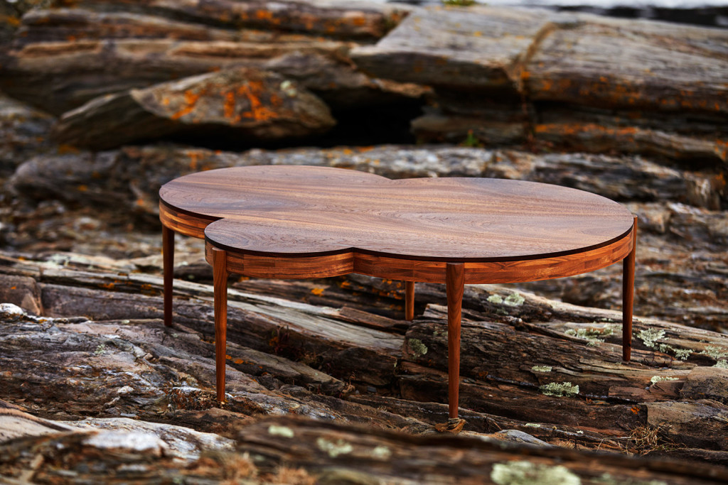 Maine Furniture Maker Captures Curve Appeal At Design Show   Portland Press  Herald
