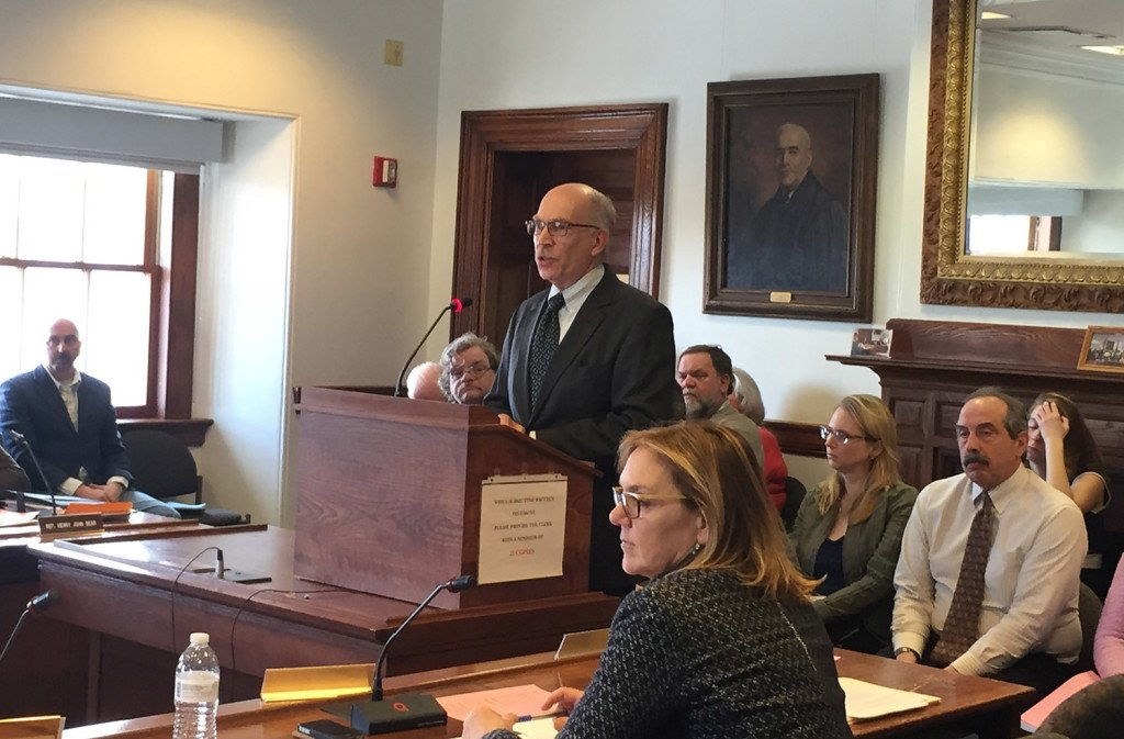 Richard Rosen, the governor's budget and finance chief, said at Monday's hearing in Augusta,