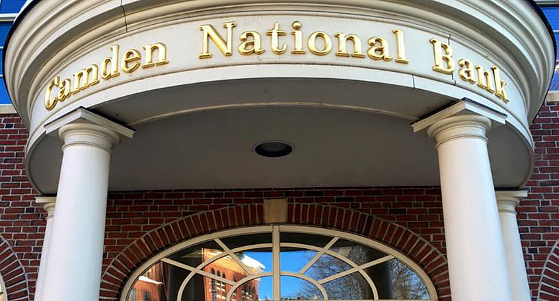 As of June 30, 2014, Camden National had 44 branches in Maine and nearly $1.9 billion in deposits, while The Bank of Maine had 26 branches and $645 million in deposits, according to the FDIC. Camden National Facebook image