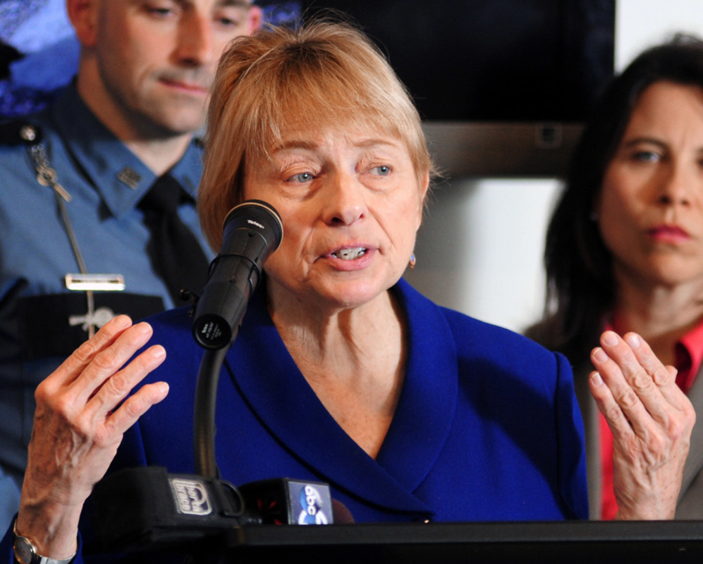 Maine Attorney General Janet Mills, speaking at a news conference Wednesday at the State House in Augusta, said law enforcement, district attorneys and the court system must make it easier for seniors to report crimes that target them.