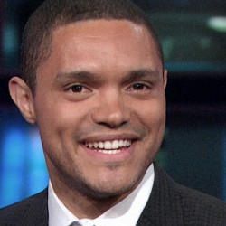 Trevor Noah used his biracial identity to challenge South Africa's race issues, using personal anecdotes from his own life growing up biracial in the formerly segregated township of Soweto. Comedy Central photo.