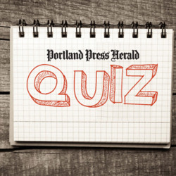 Friday Maine news quiz logo