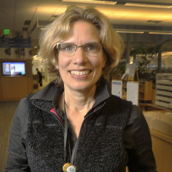 Sarah Campbell has been named executive director of Portland Public Library.