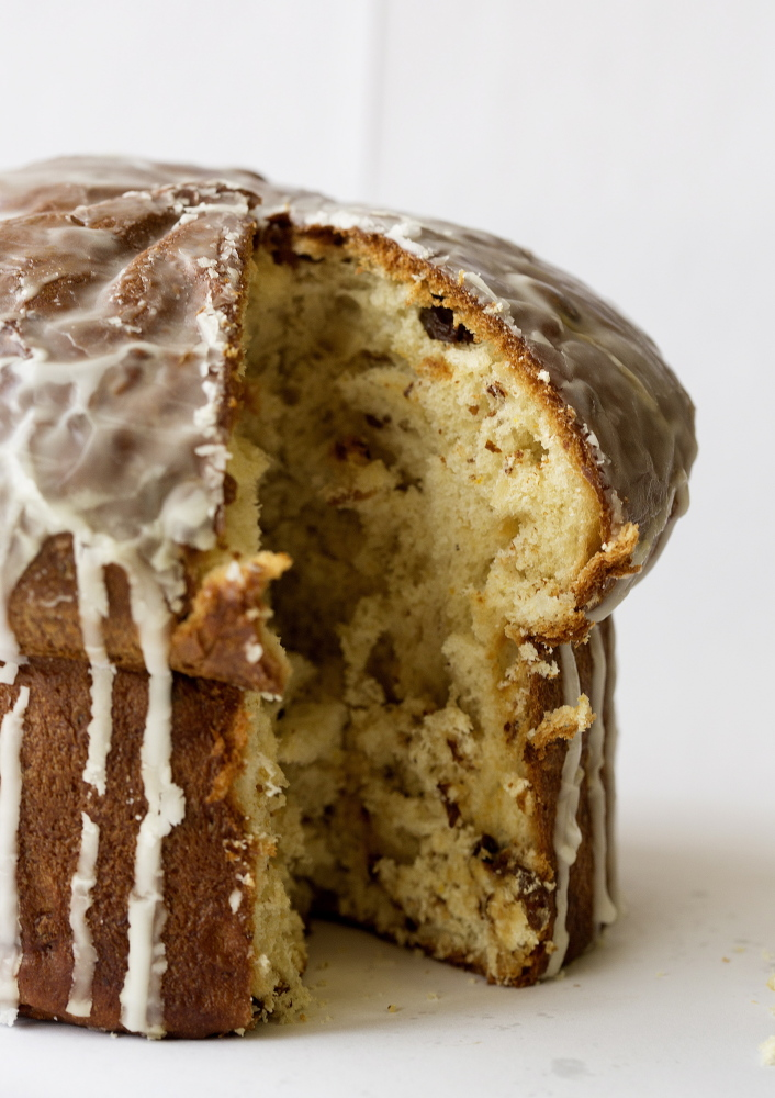 Ukrainian Easter bread from Aurora Provisions. (Yoon S. Byun/Staff ...