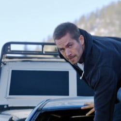 Paul Walker died in a car crash in 2013 while the film was still in production.