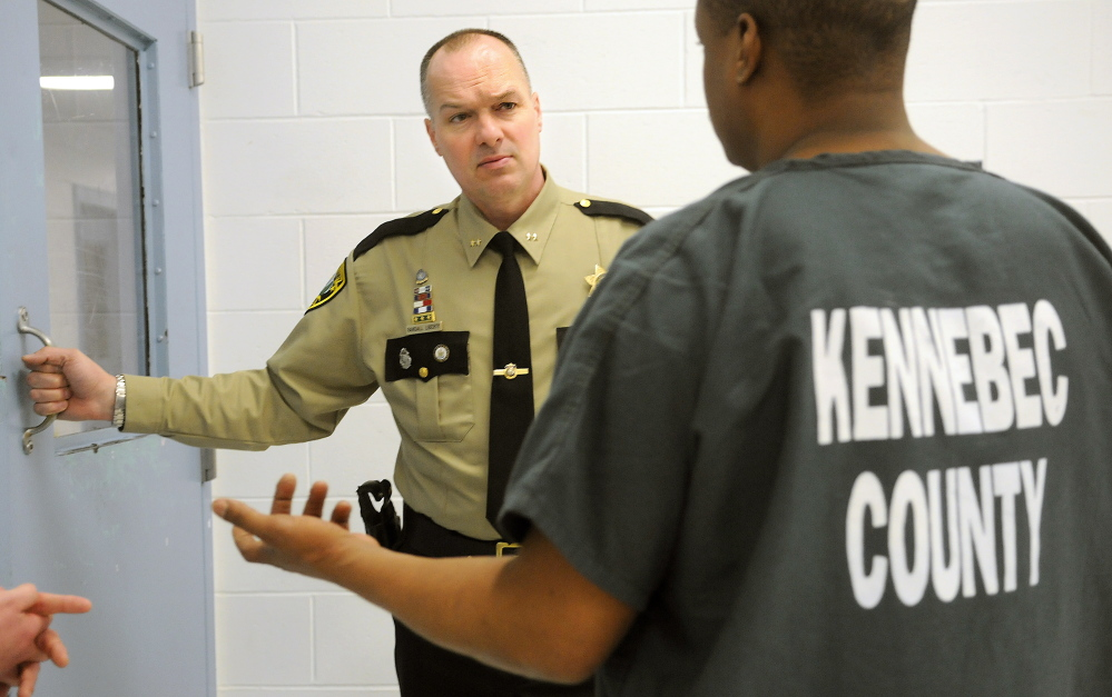 Kennebec County sheriff asks towns to limit arrests - The ...