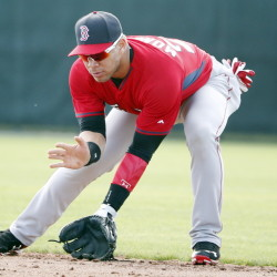 The Boston Red Sox want Yoan Moncada out of the spotlight as he prepares not only for professional baseball but as a 19-year-old, life in another culture after growing up in Cuba. The minor leagues are starting this week but Moncada will remain in Florida, continuing to work out.