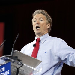 "Pressed in an interview Wednesday about exceptions to abortions, Kentucky Sen. Rand Paul said ""I gave you about a five-minute answer. Put in my five-minute answer."""