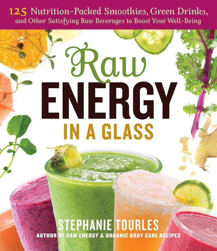 """Raw Energy in a Glass"" is selling well as interest in smoothies skyrockets."