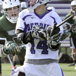 Nate Richards of Deering proved tough to handle last season, when he had 17 goals and seven assists as a sophomore. Now he's a year older and just as tough to handle.