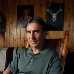Bary Dana of Solon is among Maine Indians who oppose continued use of the name.