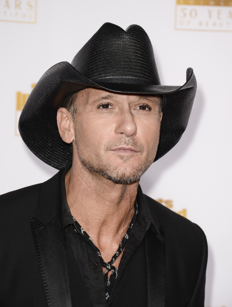 Tim McGraw will headline a benefit concert for Sandy Hook Promise, a nonprofit group in Newtown, Conn.