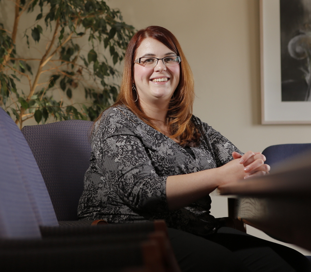 As a single parent, Heidi Hart received public assistance, participated in the Parents as Scholars program and made it through law school. Now, she is a successful attorney with Richardson, Whitman Large.