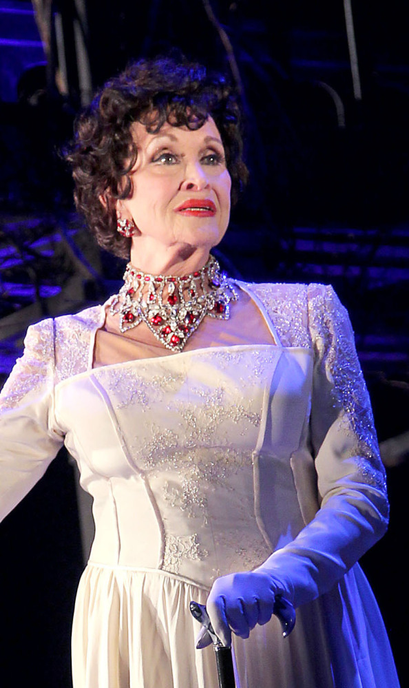 """Chita Rivera, who played Anita in """"West Side Story"""" in  1957, is starring in """"The Visit,"""" a Broadway musical."""