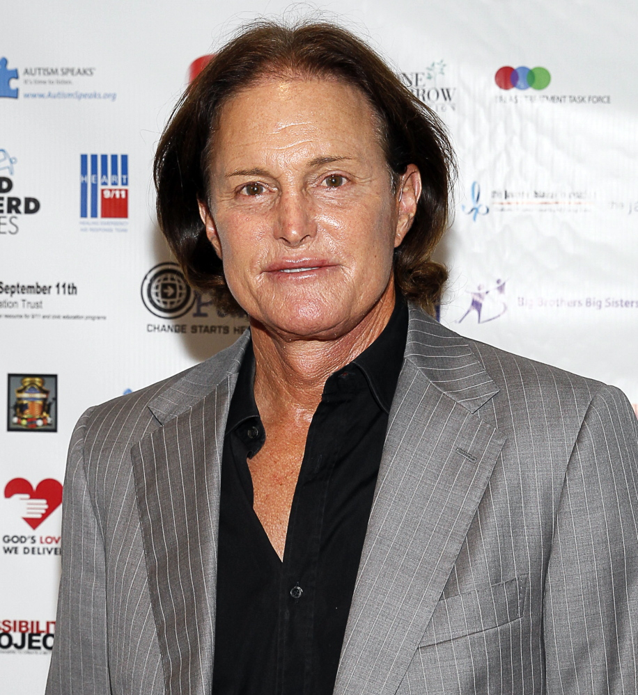 "Former Olympian Bruce Jenner said his ""brain is more female than it is male."""
