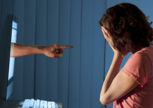 The online posting of an intimate image of a former lover is a tactic increasingly used by abusive men who have found their other methods of controlling and terrorizing already outlawed.