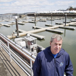 Port Harbor Marine President Rob Soucy says he's hoping for another long-term lease of land and water rights at Spring Point Marina that will make further investment sensible.