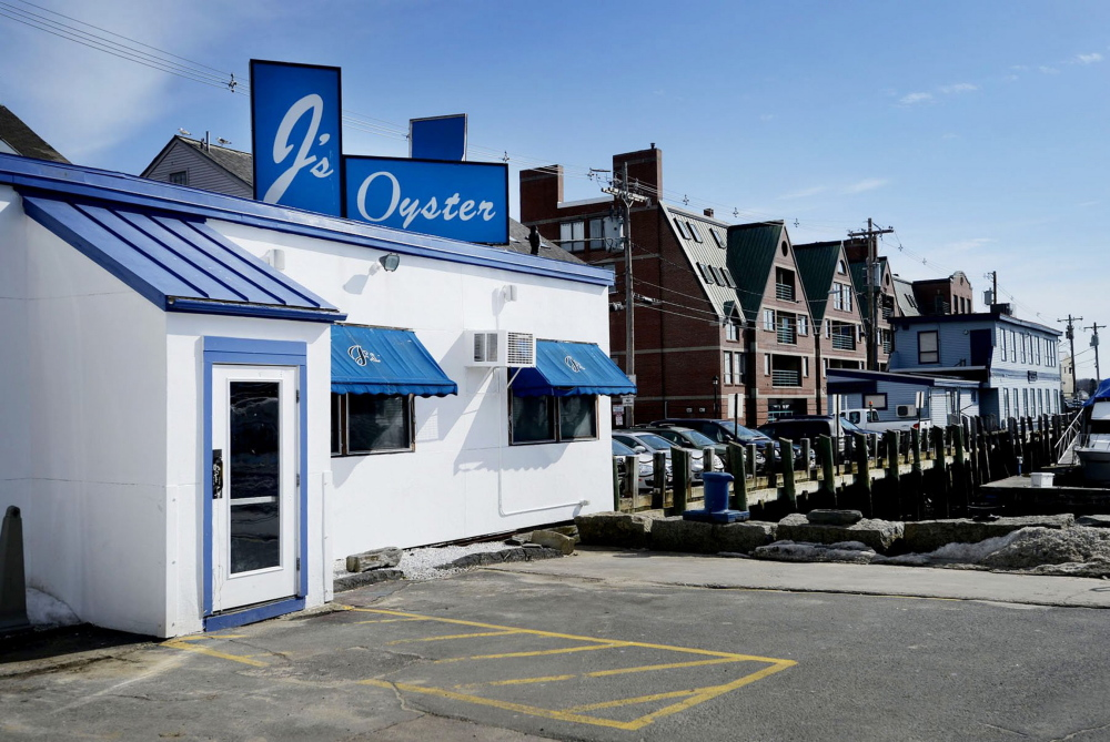 Try the lobster stew at J's Oyster.