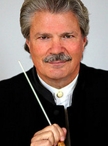 Bruce Hangen, Portland Symphony Orchestra conductor, 1976-86