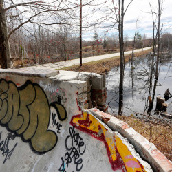 A skate park on Peaks Island that was built without permits is going to be removed, but not before September.