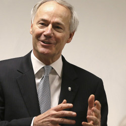 Arkansas Gov. Asa Hutchinson had initially supported the bill and on Tuesday his office had said he planned to sign it into law. The Associated Press