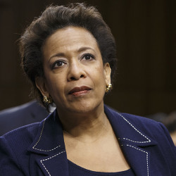 For Loretta Lynch, the issue that tore into her support with Republicans was her refusal to denounce President Obama's executive actions limiting deportations for millions of people living illegally in this country.