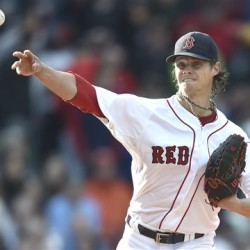 Red Sox pitcher Clay Buchholz is out for the rest of the season. The Associated Press