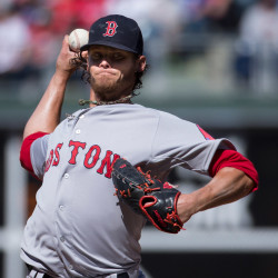 Clay Buchholz, who was bad as a starter for the first half of this year, should become Boston's eighth-inning pitcher.