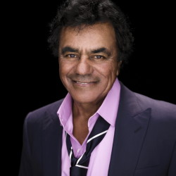 Johnny Mathis has been making records since 1956.