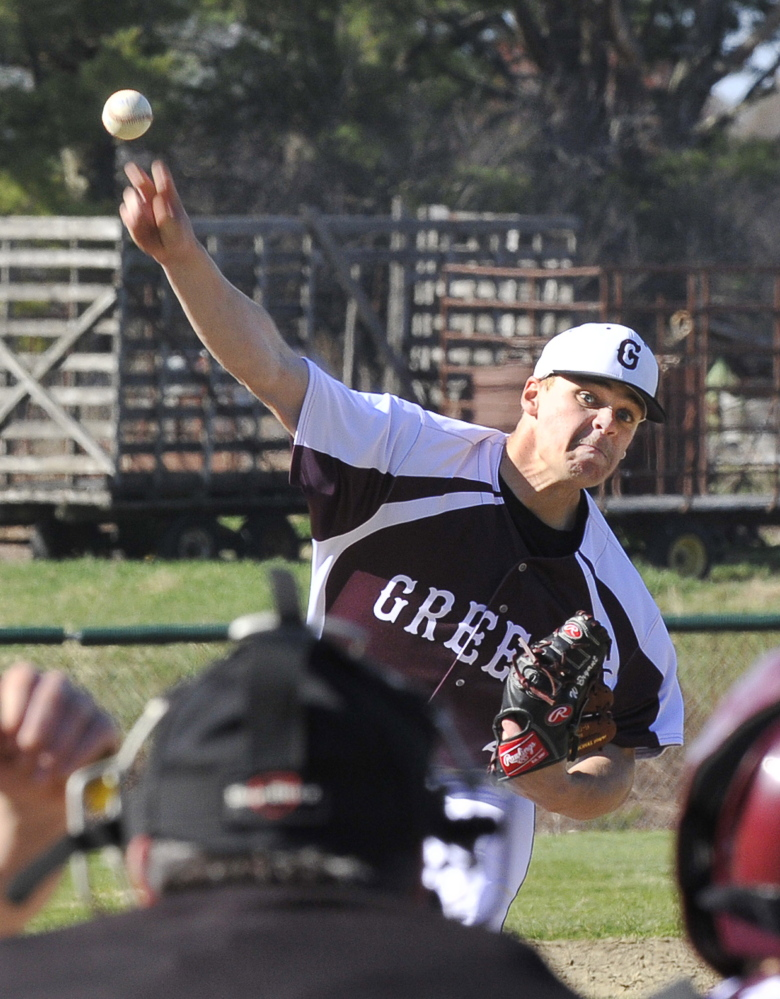Will Bryant yielded only one hit and struck out 10 in six innings Friday as Greely improved to 4-0 with an 11-3 win over Poland.