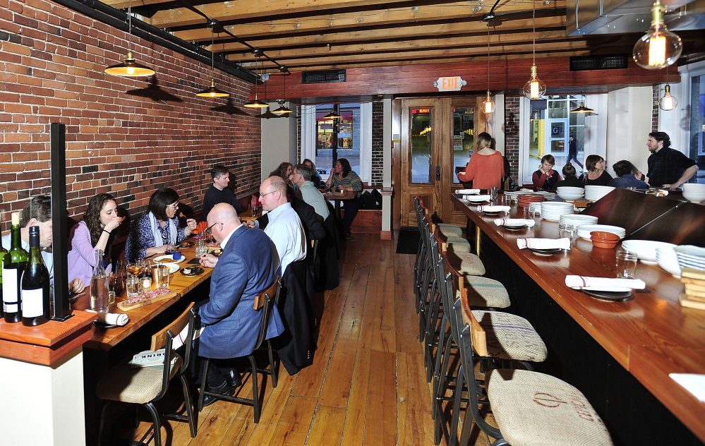 Central Provisions in Portland is one of seven nominees from around the country for Best New Restaurant.