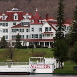 A bill to pave the way for an ambitious plan to restore the Balsams Hotel in Dixeville Notch, N.H., got the go-ahead from New Hampshire's House of Representatives on Wednesday.