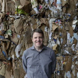 Kevin Roche has been in trash all his professional life, and has seen the garbage industry evolve.