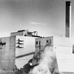 The Great Northern Paper mill at East Millinocket was sold at auction in early December for $5.4 to a Los Angeles company, Hackman Capital Acquisition.