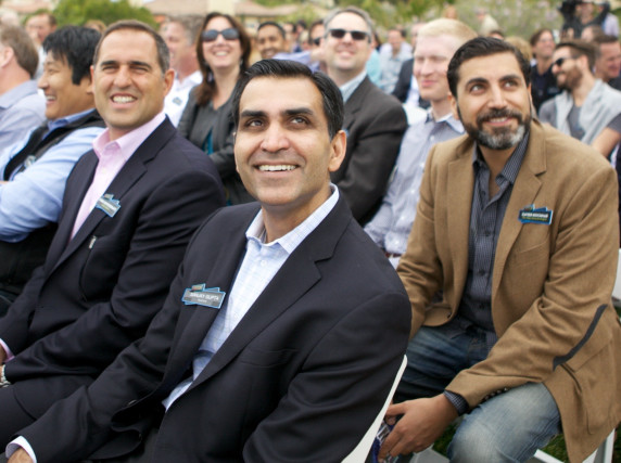 At the PTTOW! summit in Rancho Palos Verdes, Calif., on Wednesday, executives from corporations like AT&T, State Farm and McDonald's were looking to electronic sports to potentially capture new consumers.