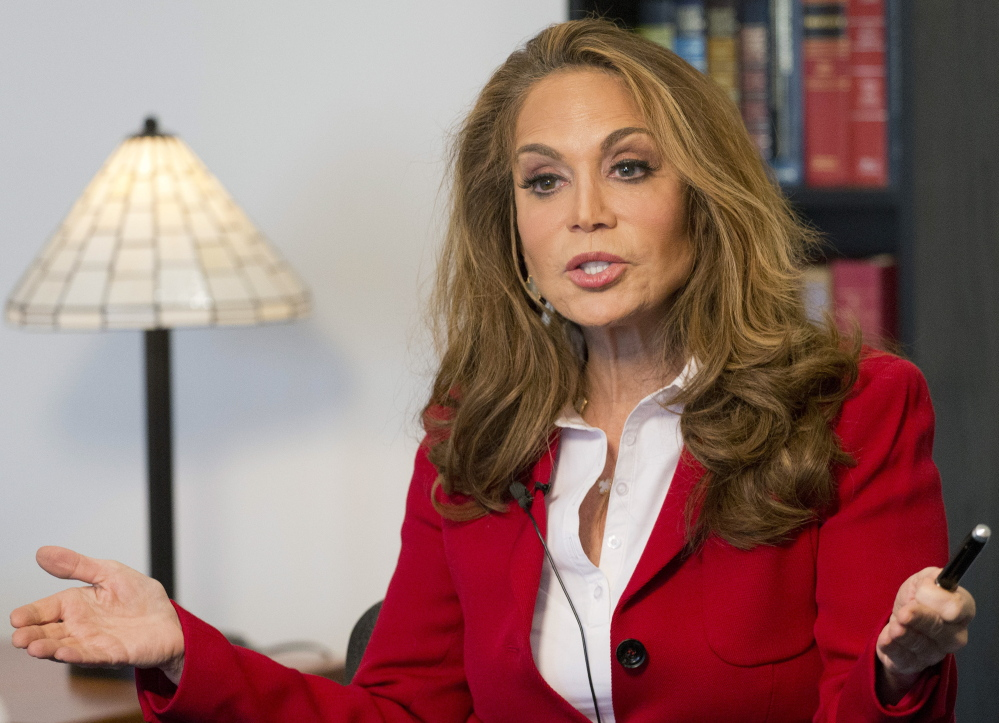 Pamela Geller was the organizer of a cartoon contest about the Prophet Muhammad in Texas last weekend.