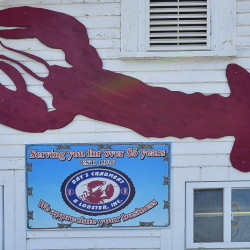 """The longtime owners of Day's Crabmeat & Lobster, a landmark on Route 1 in Yarmouth for more than 70 years, are hoping to sell the business. Dennis and Sandy Owens don't know what they'll do next – """"just something different,"""" Sandy Owens said. The asking price for the business, the building and the Owens' home next door is $950,000. """"We'd like someone to come in here and do the same thing we're doing,"""" Owens said. """"We don't want someone to … make a McDonald's out of it. We're hoping it would be the same business to keep the tradition and the legacy of it all."""" Gordon Chibroski/Staff Photographer"""