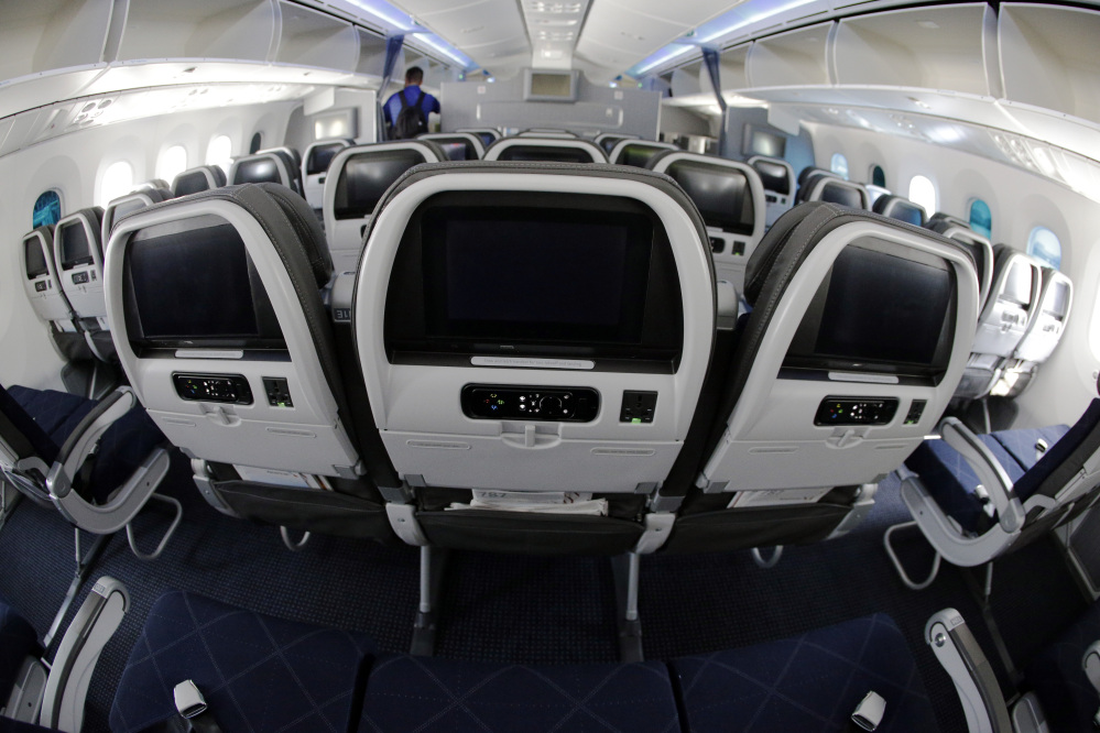 The Boeing 787 Dreamliner has fewer seats than jumbo jets, so airlines feel less pressure to slash fares to fill them up. The planes will make international routes more profitable and save on flight time for passengers.