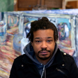 Douglas Haig of Machias is studying art at the University of Maine at Machias, his tuition paid for by the Army, and will graduate this year. For five years, he had studied at Pratt Institute, an art school in New York City, which costs about $45,000 a year. He didn't graduate.