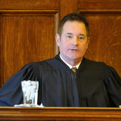 A legislative committee has recommended the reappointment of Judge Jeffrey Moskowitz.