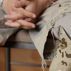 Funding cuts to social welfare programs  have a disproportionate effect on Maine's veterans, the author says.