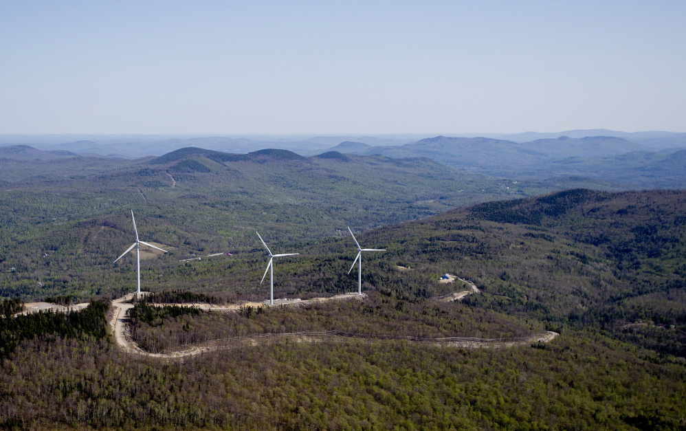 Last year, the nonprofit Friends of Maine's Mountains agreed to end its four-year legal battle against Patriot Renewables' industrial wind project along Saddleback Ridge in western Maine in exchange for a financial settlement, the payout of which was at least $200,000.